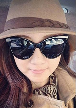Cat Eye Glasses Shades Sunglasses