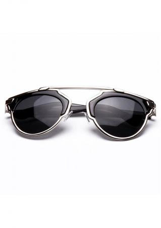 Round Vintage Retro Fashion Sunglasses