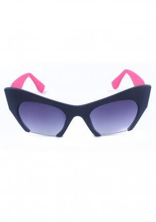 Angle Vintage Fashion Glasses Sunglasses