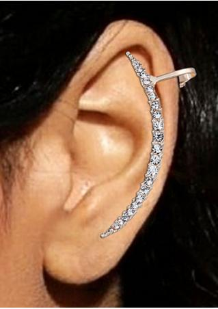 1 Pcs Exquisite Imitated Crystal Earrings