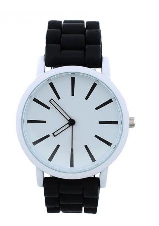 Candy Color Hollow out Silicone Watch