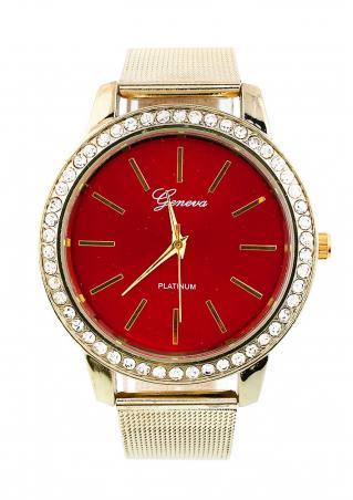 Stainless Steel Mesh Belt  Wrist Watch