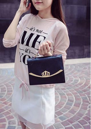 Crown Fashion Bag Handbag