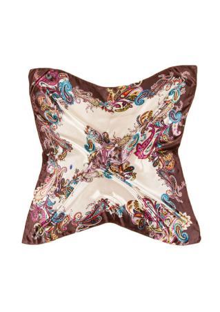 Printed Comfortable Soft Fashion Kerchief