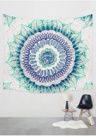 Mandala Printed Fashion Rectangle Tapestry