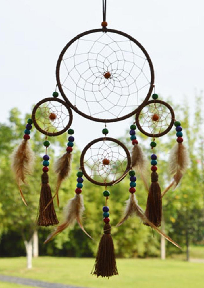 Tassel Dream Catcher Hanging Decoration