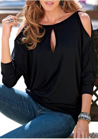 Multiway Off Shoulder Long Sleeve Blouse