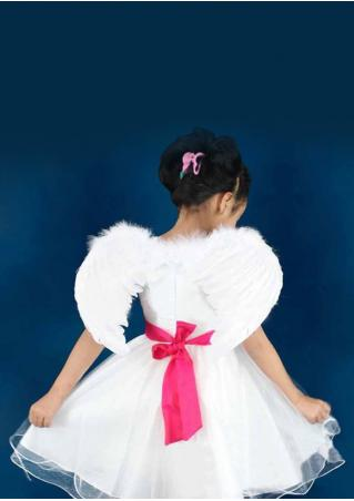 Halloween Costume Fairy Feather Wings