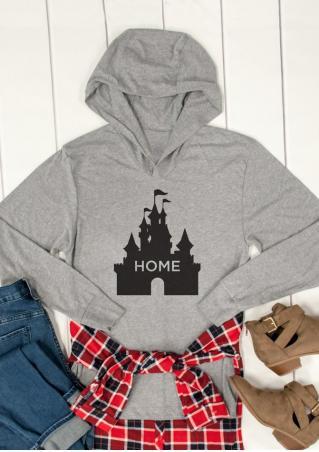Disneyland Home Long Sleeve Hoodie