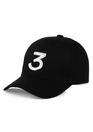 Number Chance Adjustable Hat