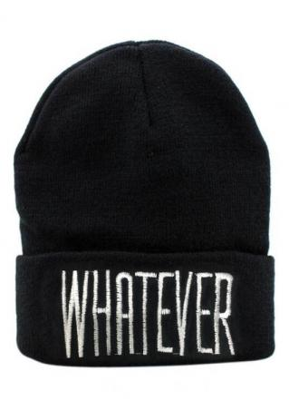 Whatever Knitted Hat