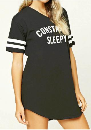 Constantly Sleepy Nightdress
