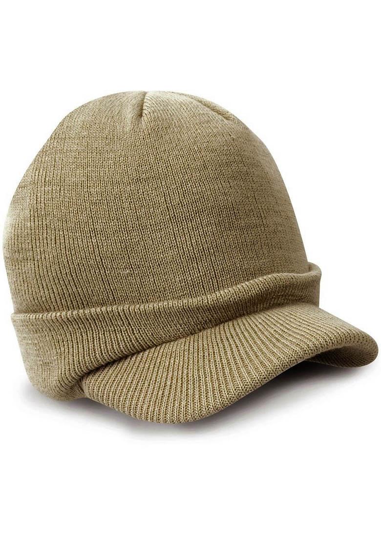Knitting Pattern Ski Hat : Knitted Ski Hat - Bellelily
