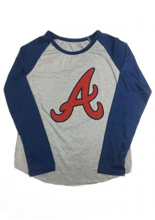 A Casual Baseball T-Shirt