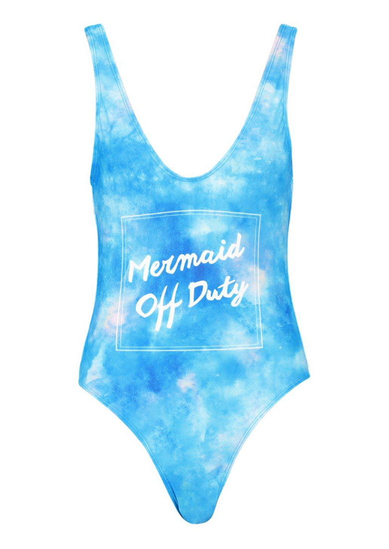 35700c8e409a4 Mermaid off Duty Sexy Swimsuit - Bellelily
