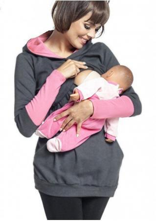 Multi-Way Lactation Hoodie