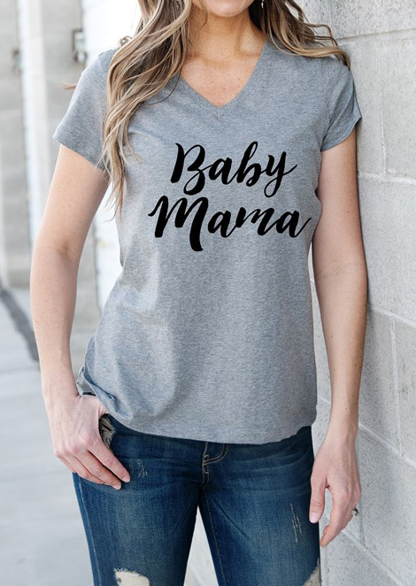 Baby Mama Casual T-Shirt