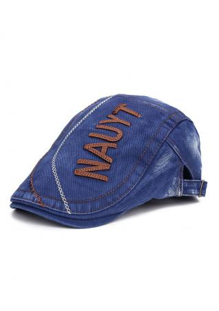 Nauyt Embroidery Adjustable Hat