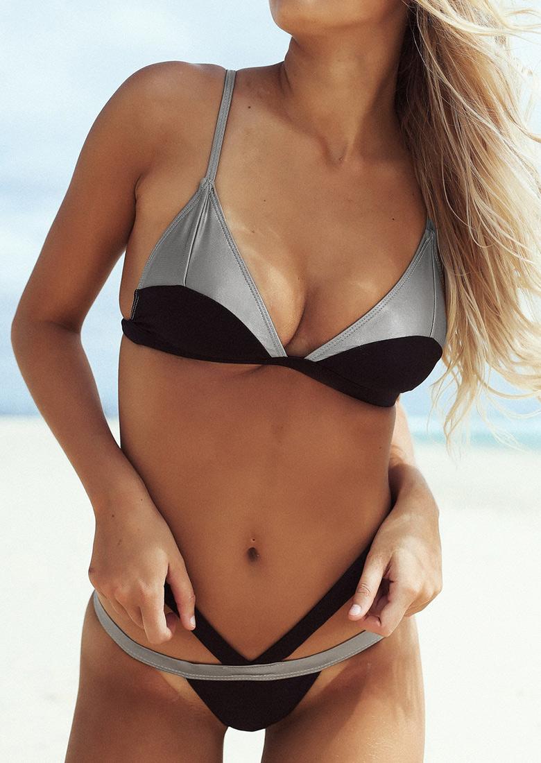 Casual bikini photos