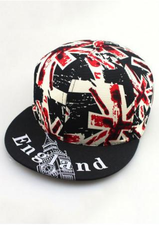 England Flag  Hat
