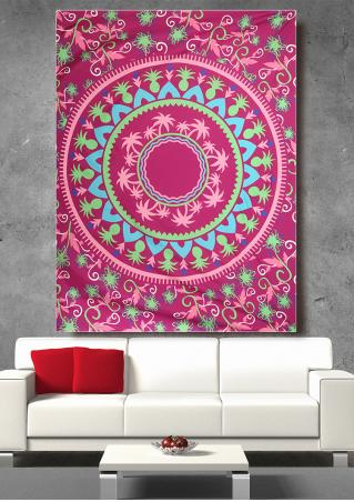Plant Rectangle Tapestry