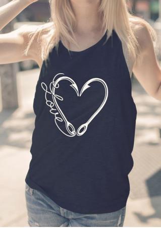 Love Heart Tank