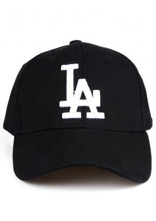 LA Solid Baseball Cap