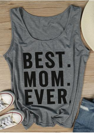 Best Mom Ever Tank