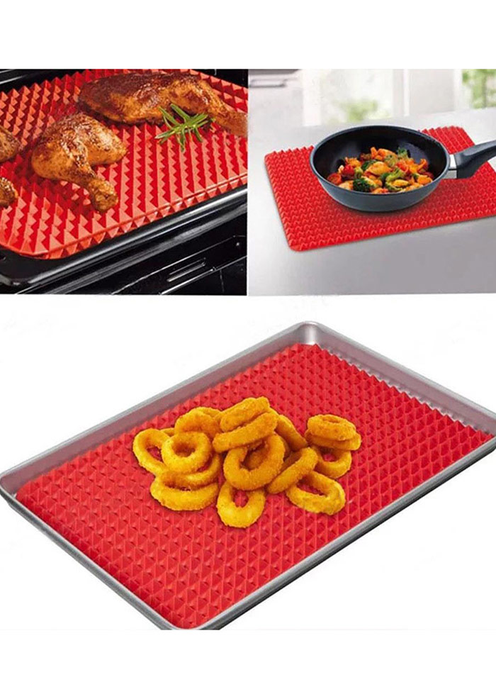Silicone Cooking Mat Kitchen Utensils Household