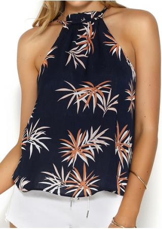 Printed Chic Cami