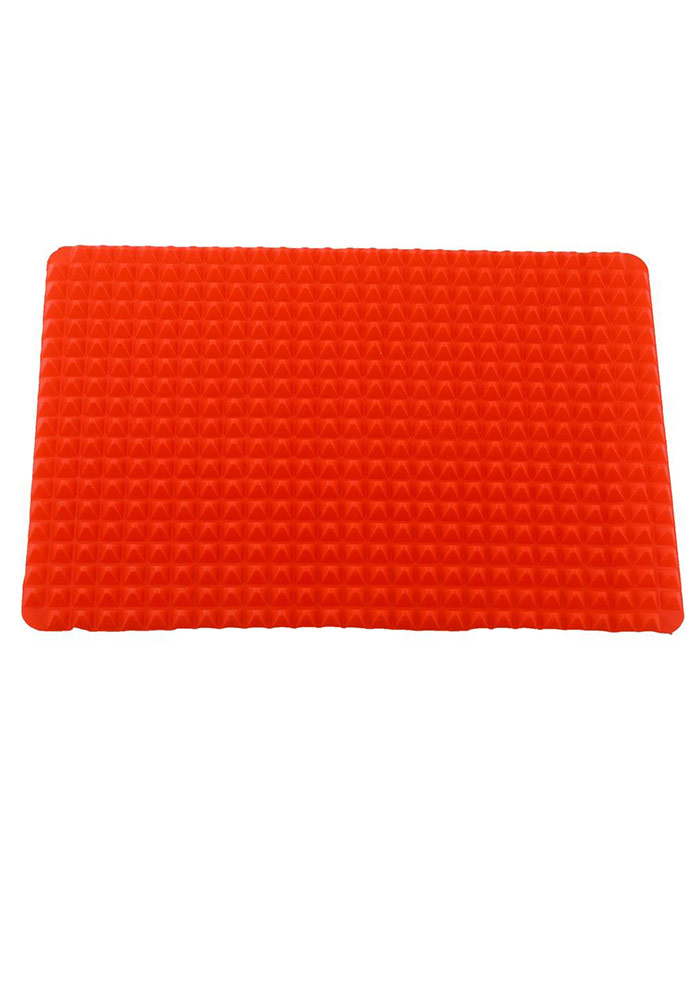 Pyramid Pan Silicone Cooking Mat Oven Baking Tray Bellelily