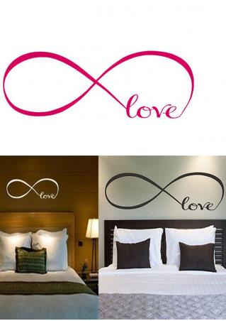 Love Wall Sticker Decal