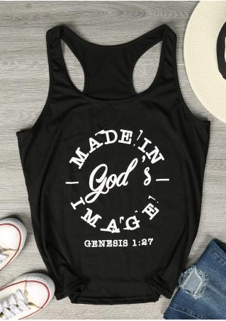 Made in God's Image Tank