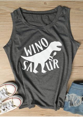 Winosaur Wineglass Tank