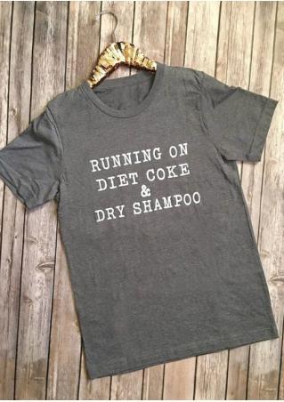 Running on Diet Coke T-Shirt
