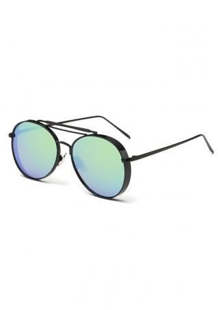 Multicolor Anti-Reflective Fashion Sunglasses