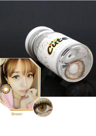 Color Blends Big Eyes Cosmetic Contact Lenses