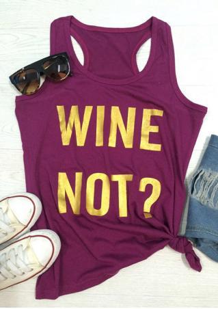 Wine Not Tank