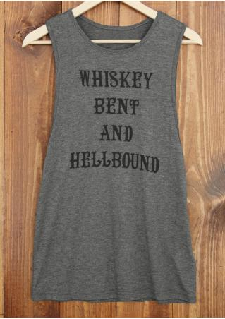 Whiskey Bent And Hellbound Tank