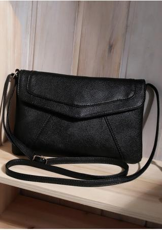 PU Leather Single Shoulder Bag