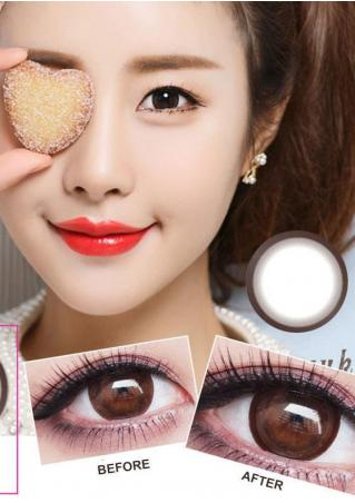 Color Blends Pure Cosmetic Contact Lenses