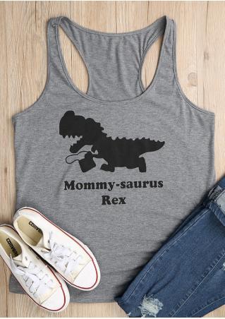 Mommysaurus Rex Dinosaur Tank