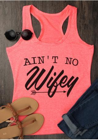 Ain't No Wifey Tank