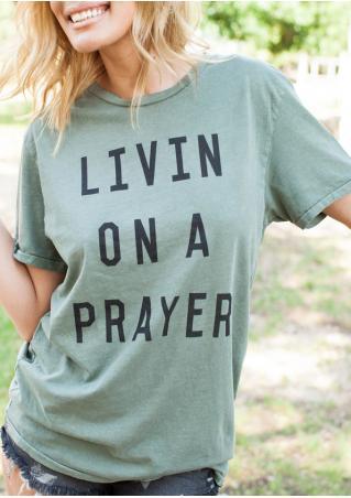 Livin On A Prayer T-Shirt
