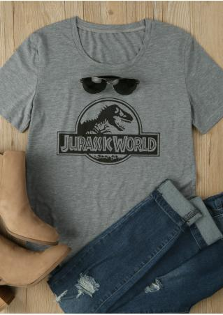 Jurassic World Dinosaur T-Shirt