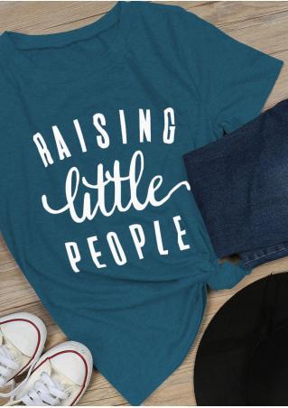 Raising Little People T-Shirt