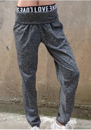 Love Harem Pants
