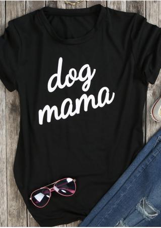 Dog Mama T-Shirt
