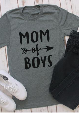 Mom Of Boys and Girls T-Shirt