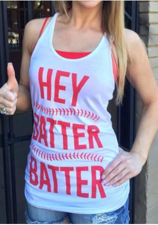Hey Batter Batter Tank